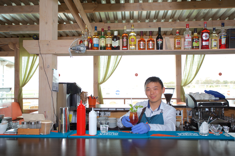 лобби-бар в отеле