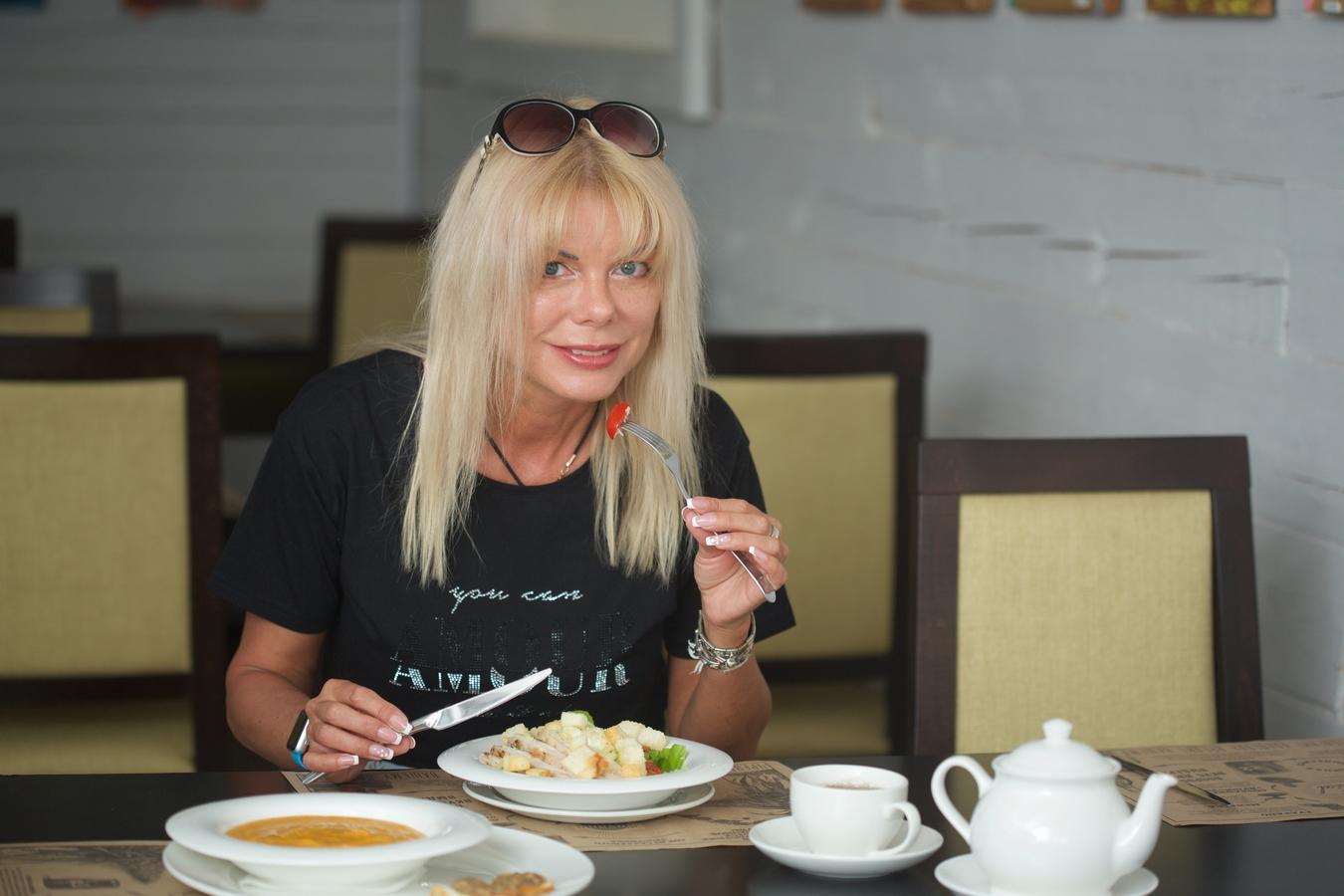ресторан в отеле Baikal View для организации питания