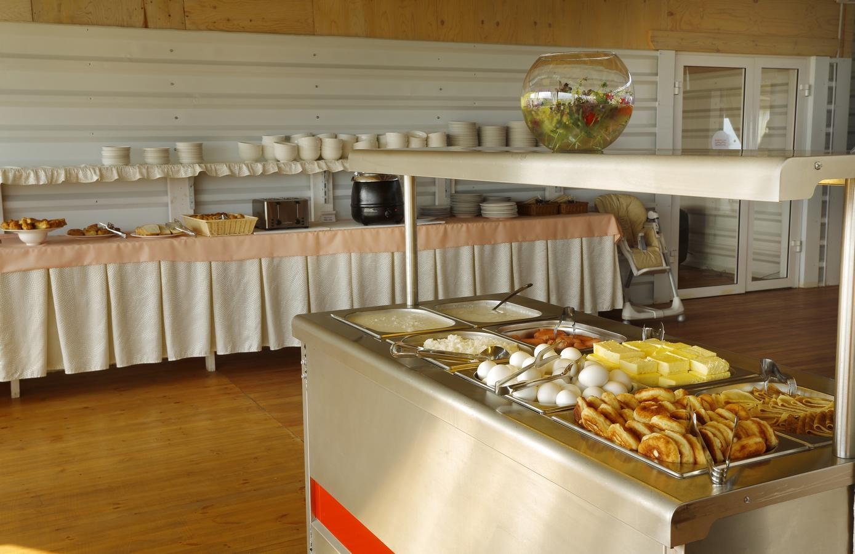 отдых с питанием в Baikal View